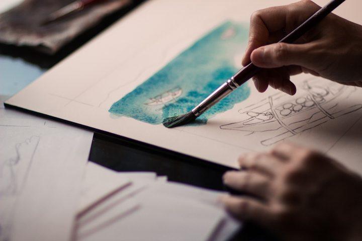 Apprendre sur la profession d'un peintre
