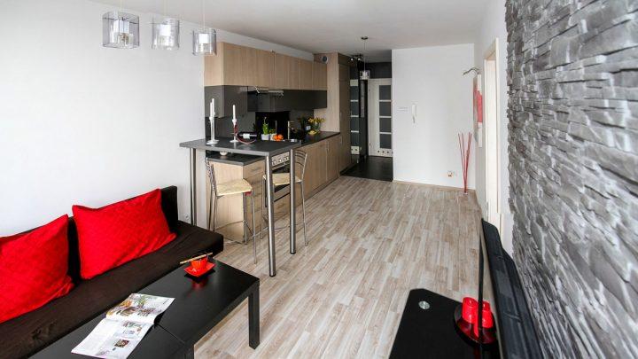 Les kitchenettes, idéales pour des espaces exigus